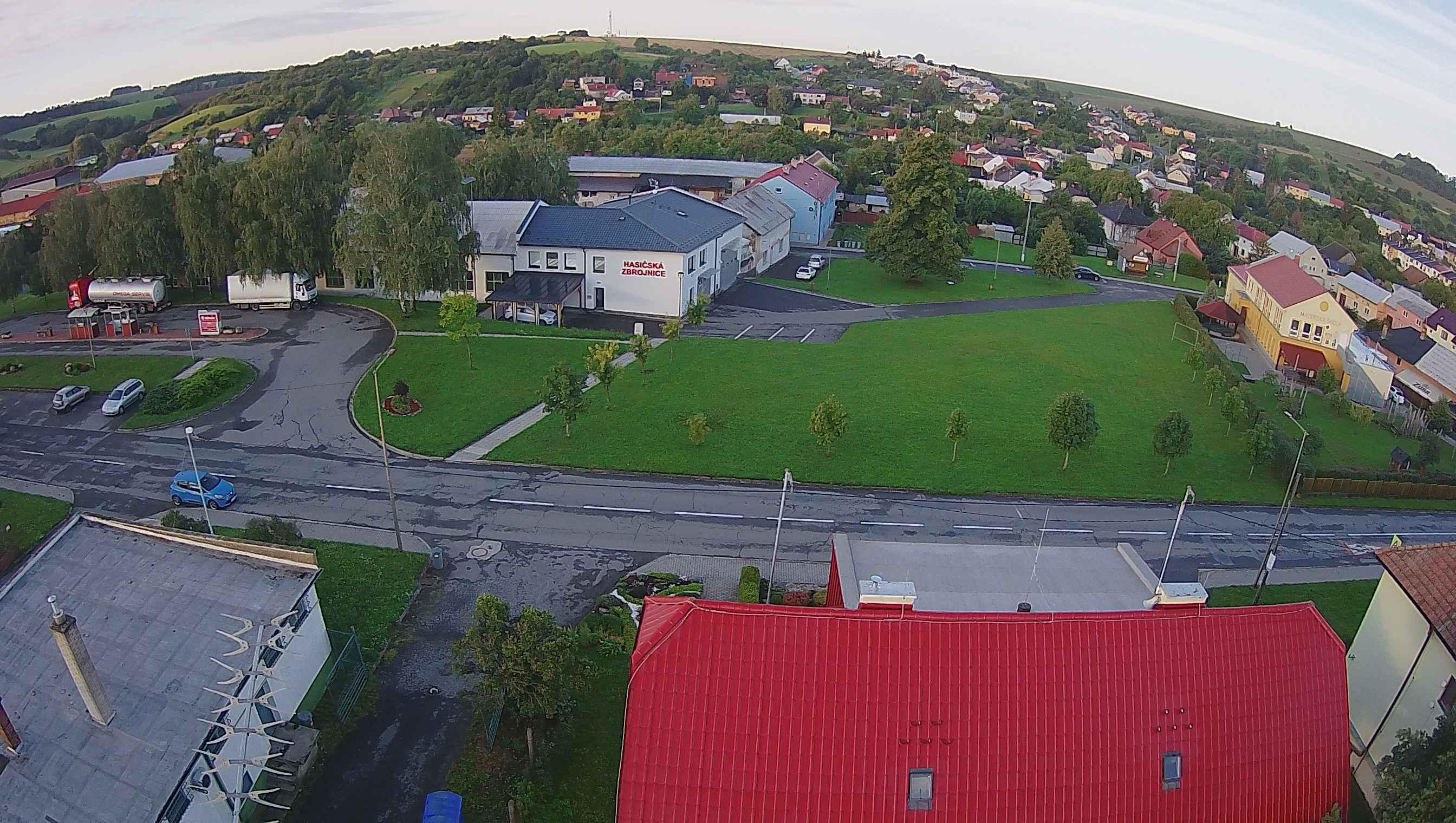 Webkamera Prusinovice